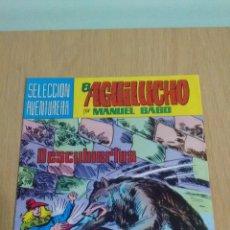 Tebeos: SELECCION AVENTURERA EL AGUILUCHO Nº 41. DESCUBIERTOS. VALENCIANA 1982. MANUEL GAGO.. Lote 67643861