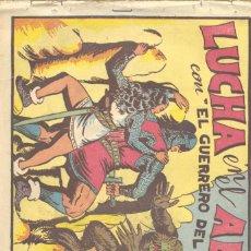Livros de Banda Desenhada: GUERRERO DEL ANTIFAZ Nº17. ORIGINAL. EDITORIAL VALENCIANA. MANUEL GAGO. Lote 68064861