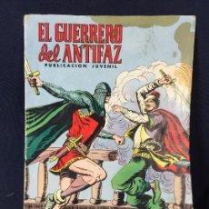 Tebeos: COMIC, EL GUERRERO DEL ANTIFAZ, SORPRESA A BORDO, Nº 155, 1975, VALENCIANA. Lote 116890635