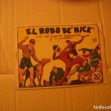 Tebeos: EL PEQUEÑO ENMASCARADO Y SU PANDILLA Nº 3, EDITORIAL VALENCIANA. Lote 68317961