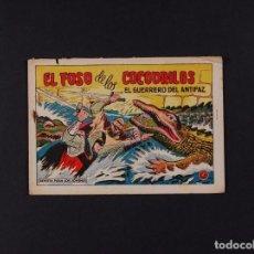 Tebeos: EL GUERRERO DEL ANTIFAZ, AÑO 1958. Lote 68468141