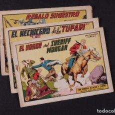 Tebeos: ROBERTO ALCAZAR Y PEDRIN, 3 EJEMPLARES. Lote 68472501