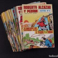 Tebeos: ROBERTO ALCAZAR Y PEDRIN EXTRA, 29 EJEMPLARES, AÑO 1976. Lote 68472681