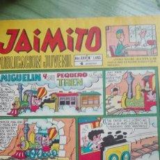 Tebeos: TEBEO DE JAIMITO EN MUY BUENAS CONDICIONES DEL AÑO 1970 COLECCIONISTAS. Lote 68568825