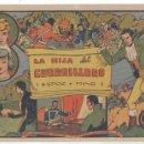 Tebeos: SELECCION AVENTURERA ORIGINAL-MAGNÍFICO ESTADO 1942 VALENCIANA-LA HIJA DEL GUERRILLERO -ESPOZ Y MINA. Lote 68786329