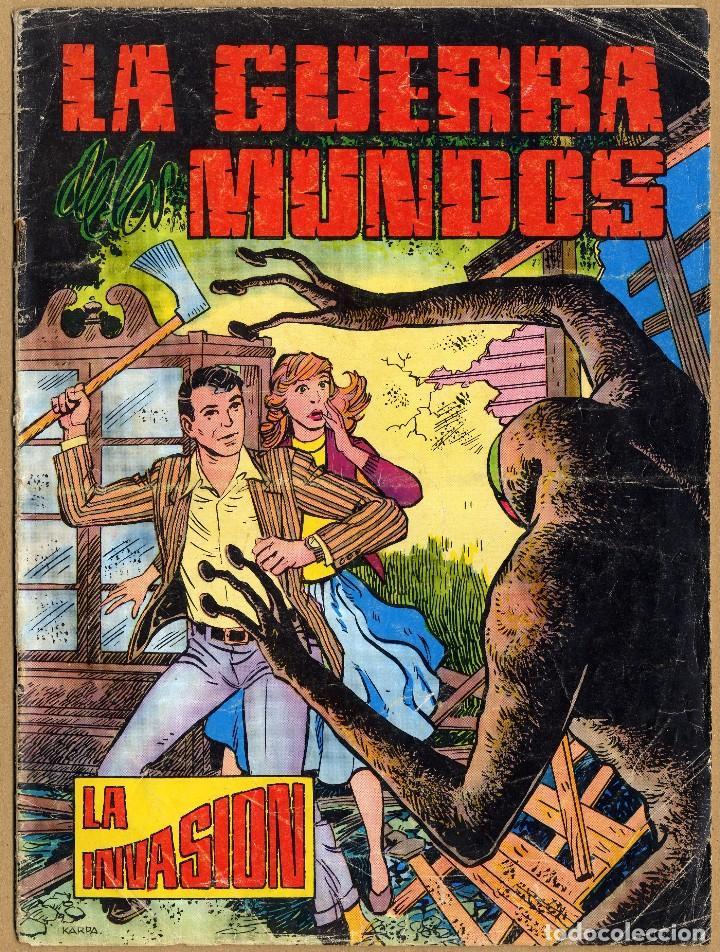 LA GUERRA DE LOS MUNDOS Nº 3 EDITORIAL VALENCIANA 1979 (Tebeos y Comics - Valenciana - Otros)