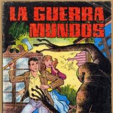 Tebeos: LA GUERRA DE LOS MUNDOS Nº 3 EDITORIAL VALENCIANA 1979. Lote 69275501