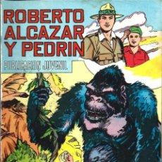 Tebeos: ROBERTO ALCAZAR Y PEDRIN EXTRA Nº 82 - PIRO EL MONSTRUO - VALENCIANA 1968, ORIGINAL - RARO, VER DESC. Lote 69887861