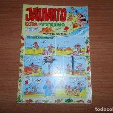 Tebeos: JAIMITO Nº 1439 EDITORIAL VALENCIANA EXTRA DE VERANO. Lote 70318121