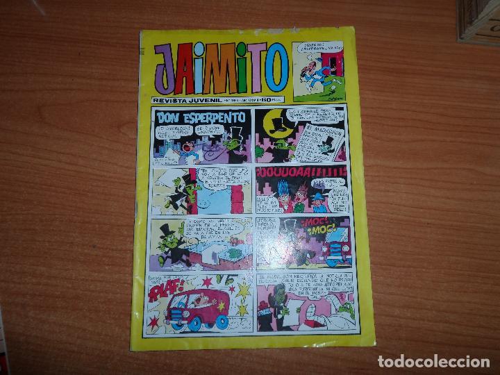 JAIMITO Nº 1624 EDITORIAL VALENCIANA (Tebeos y Comics - Valenciana - Jaimito)