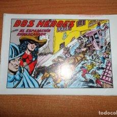 Tebeos: EL ESPADACHIN ENMASACARADO Nº 53 EDITORIAL VALENCIANA 1981. Lote 71089317