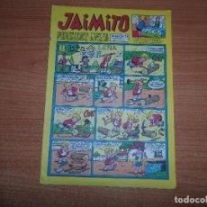 Livros de Banda Desenhada: JAIMITO Nº 1236 EDITORIAL VALENCIANA ORIGINAL . Lote 71706003
