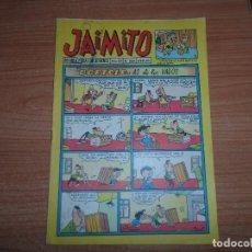 Tebeos: JAIMITO Nº 834 EDITORIAL VALENCIANA ORIGINAL. Lote 71707763