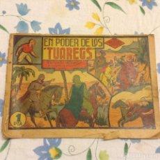 Tebeos: ROBERTO ALCAZAR EN EL PODER DE LOS TUAREGS. Lote 71750131