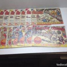 Tebeos: LOTE COMICS EL CAPITAN TRUENO 14 EJEMPLARES. Lote 71864523