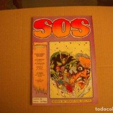 Tebeos: SOS Nº 00, EDITORIAL VALENCIANA. Lote 72128459