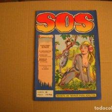 Tebeos: SOS Nº 02, EDITORIAL VALENCIANA. Lote 72128515