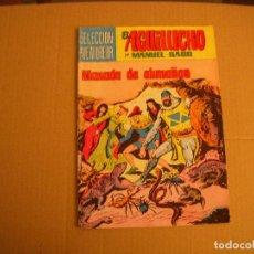 Tebeos: EL AGUILUCHO Nº 13, SELECCIÓN AVENTURERA, EDITORIAL VALENCIANA. Lote 72128699