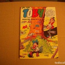 Tebeos: TOBY Nº 22, EDITORIAL VALENCIANA. Lote 72128807