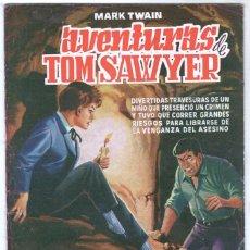 Tebeos: ADAPTACION GRÁFICA PARA LA JUVENTUD - AVENTURAS DE TOM SAWYER - MARK TWAIN - 1961. Lote 72423555
