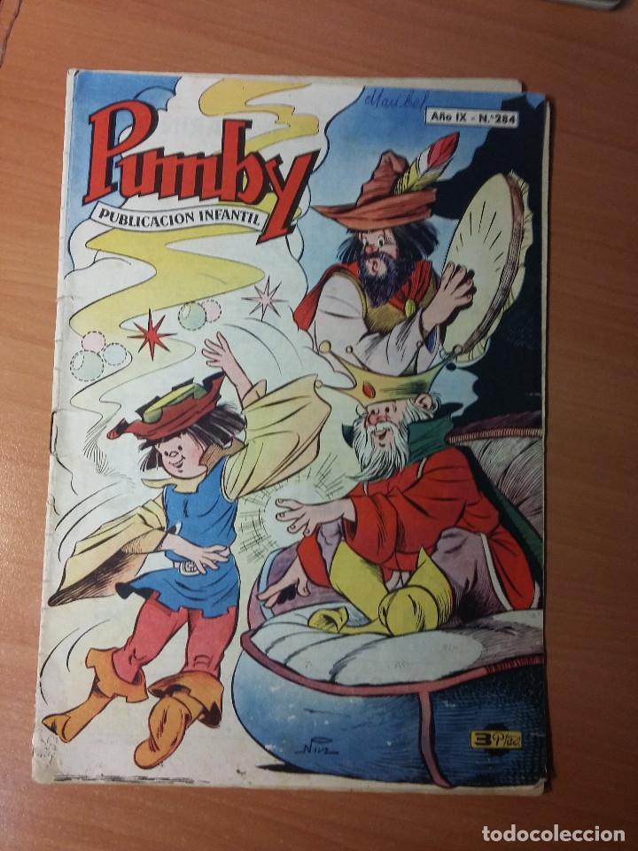PUMBY NUMERO 284 (Tebeos y Comics - Valenciana - Pumby)