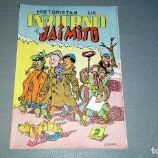 Tebeos: 1018- HISTORIETAS DE INVIERNO DE JAIMITO (2 PTAS) AÑOS 40-50. Lote 73302071