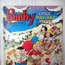 Tebeos: PUMBY , EXTRA DE NAVIDAD Y REYES , Nº 998 , 1976 , VALENCIANA , ORIGINAL . Lote 93334103