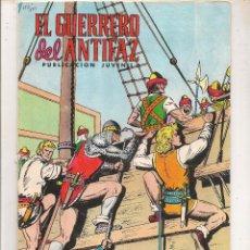 Tebeos: EL GUERRERO DEL ANTIFAZ. Nº 329. VALENCIANA 1972. (C/A25). Lote 73444475