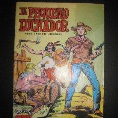 Tebeos: EL PEQUEÑO LUCHADOR. Nº 1. SELECCION AVENTURERA EDIVAL 1977. Lote 74026987