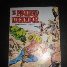 Tebeos: EL PEQUEÑO LUCHADOR. Nº 10. JUSTICIA CUMPLIDA. SELECCION AVENTURERA EDIVAL 1977. Lote 74027035