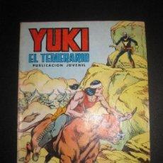 Tebeos: YUKI EL TEMERARIO Nº 14. LA VUELTA DEL JINETE MISTERIOSO. SELECCION AVENTURERA EDIVAL 1976. Lote 74027115