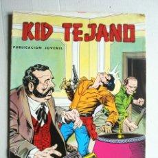 Tebeos: COLOSOS DEL COMIC KID TEJANO Nº 17 (VALENCIANA). Lote 74300315