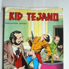Tebeos: COLOSOS DEL COMIC KID TEJANO Nº 17 (VALENCIANA). Lote 74300355