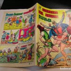 Tebeos: EL GUERRERO DEL ANTIFAZ EXTRA DE NAVIDAD 1978. EDITORIAL VALENCIANA. BUEN ESTADO. Lote 74312979