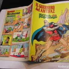 Tebeos: EL GUERRERO DEL ANTIFAZ , EXTRA DE NAVIDAD 1976 ED. VALENCIANA BUEN ESTADO. Lote 74313235