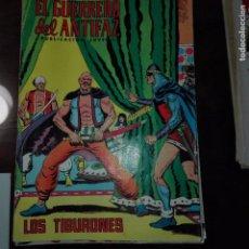 Tebeos: LOS TIBURONES. Lote 74644019