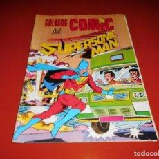 Tebeos: COLOSOS DEL COMIC Nº 2 - SUPERSONIC MAN - EDITORA VALENCIANA. Lote 74894851