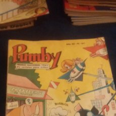 Tebeos: PUMBY Nº471 EDITORIAL VALENCIANA. Lote 74937671