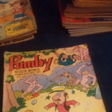 Tebeos: PUMBY Nº1093 EDITORIAL VALENCIANA. Lote 74940547