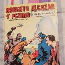 Tebeos: ORIGINAL ROBERTO ALCAZAR Y PEDRIN , 2 EPOCA N: 35 AÑO 1976. Lote 75064111