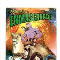 Livros de Banda Desenhada: EL HOMBRE ENMASCARADO Nº 3 ** COLOSOS DEL COMIC ** VALENCIANA. Lote 75096491