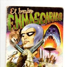 Tebeos: EL HOMBRE ENMASCARADO Nº 1 ** COLOSOS DEL COMIC ** VALENCIANA. Lote 75136567