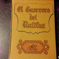 Livros de Banda Desenhada: EL GUERRERO DEL ANTIFAZ. EDITORA VALENCIANA 1974. N°1. Lote 75308670