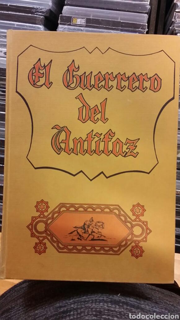 EL GUERRERO DEL ANTIFAZ. EDITORIAL VALENCIANA. N°8 (Tebeos y Comics - Valenciana - Guerrero del Antifaz)
