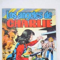 Tebeos: CÓMIC LOS ÁNGELES DE CHARLIE - Nº 4. OBJETIVO: INDIANÁPOLIS - ED. VALENCIANA / EDIVAL, AÑO 1979. Lote 75316603