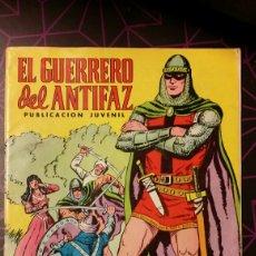 Tebeos: EL GUERRERO DEL ANTIFAZ. N°9. Lote 75502454