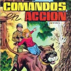 Tebeos: COMANDOS EN ACCIÓN Nº 27. EL CULPABLE. Lote 75861343