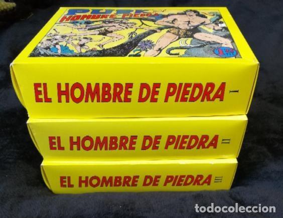 PURK, EL HOMBRE DE PIEDRA (COLECCIÓN COMPLETA 210 TEBEOS) (Tebeos y Comics - Valenciana - Purk, el Hombre de Piedra)