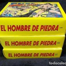 Tebeos: PURK, EL HOMBRE DE PIEDRA (COLECCIÓN COMPLETA 210 TEBEOS). Lote 204612337