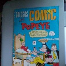 Tebeos: COMIC COLOSOS DEL COMIC POPEYE.. Lote 76006639